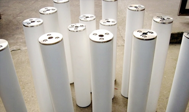 大连氧化铝陶瓷件8缸套
